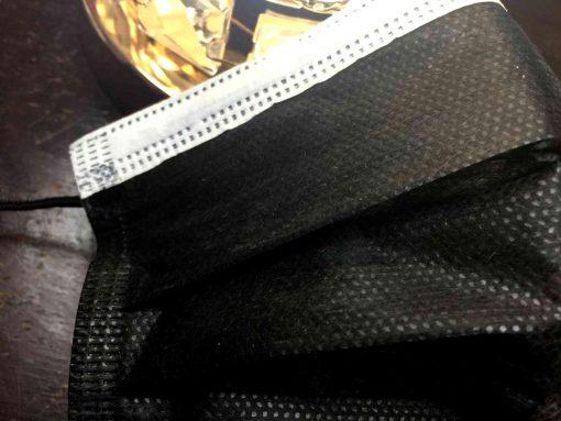 Black Face Mask Disposable