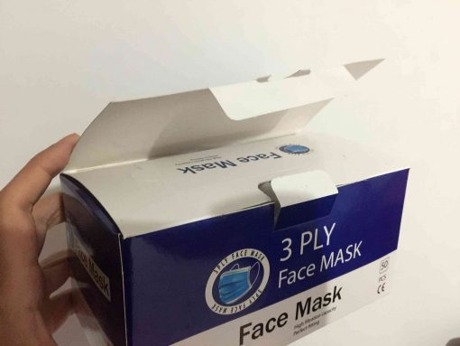 3 ply medical face masks