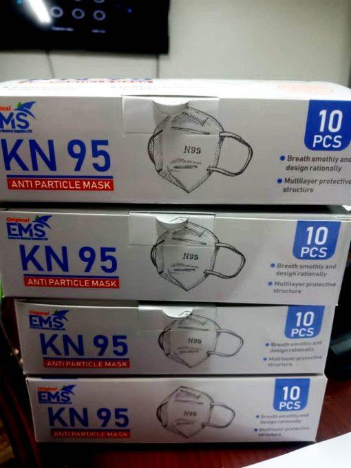 10 pcs box kn95 mask
