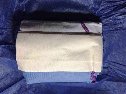 sterile AAMI Level 3 Isolation Gown Set
