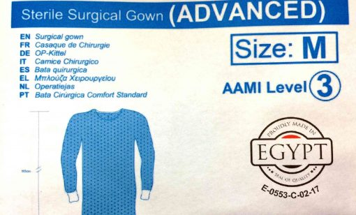 AAMI Level 3 Gowns