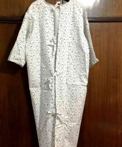 reusable hospital gown
