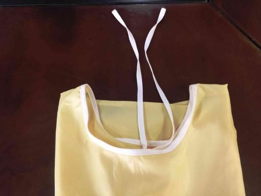 washable reusable surgical gown