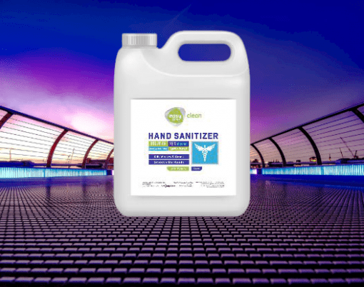 hand sanitizer gel jerry can