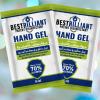 Hand Sanitizer Gel Sachets 5 ml