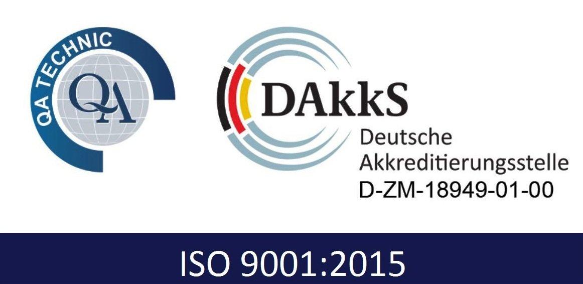 Alpha ISO 9001