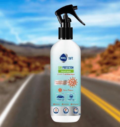 Car Disinfectant Spray