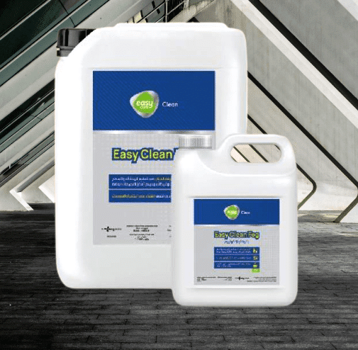 disinfectant tunnel spray