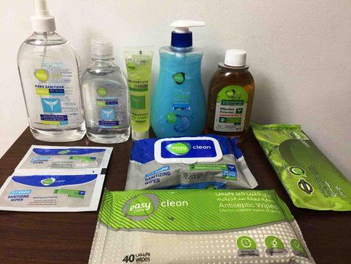 Hand Disinfectants