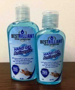 hand sanitiser gel Isopropyl